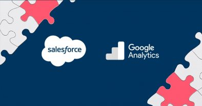 Integration-google-analytics-salesforce